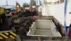 Koeleman Bouw Garages en kelders Grote kelder voor toiletgroep bij verbouwing Hotel Chariot Oosteinderweg Aalsmeer