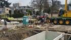 Koeleman Bouw Garages en kelders Vialla met bijzonder metselwerk De Schulp Amstelveen