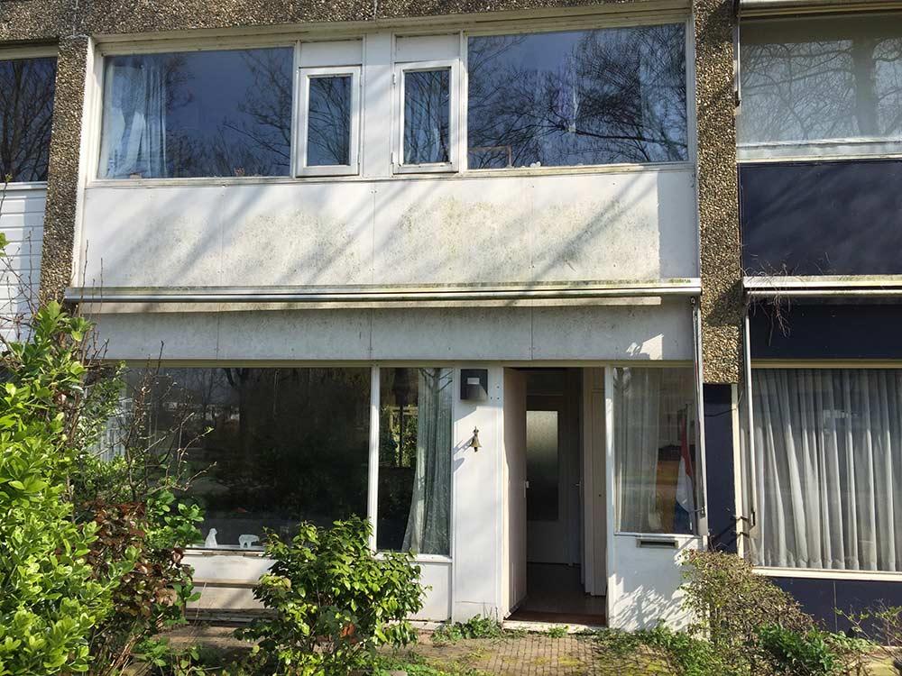 Koeleman Bouw Kozijnen vervangen Volledige voorgevel woning voorzien van kunststof kozijnen In t rond Uithoorn