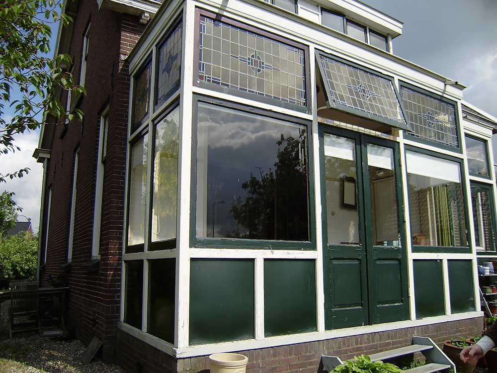 Koeleman Bouw Momentenbeheer Renovatie kozijnen gemeentelijk monument Stationsweg Zevenhoven