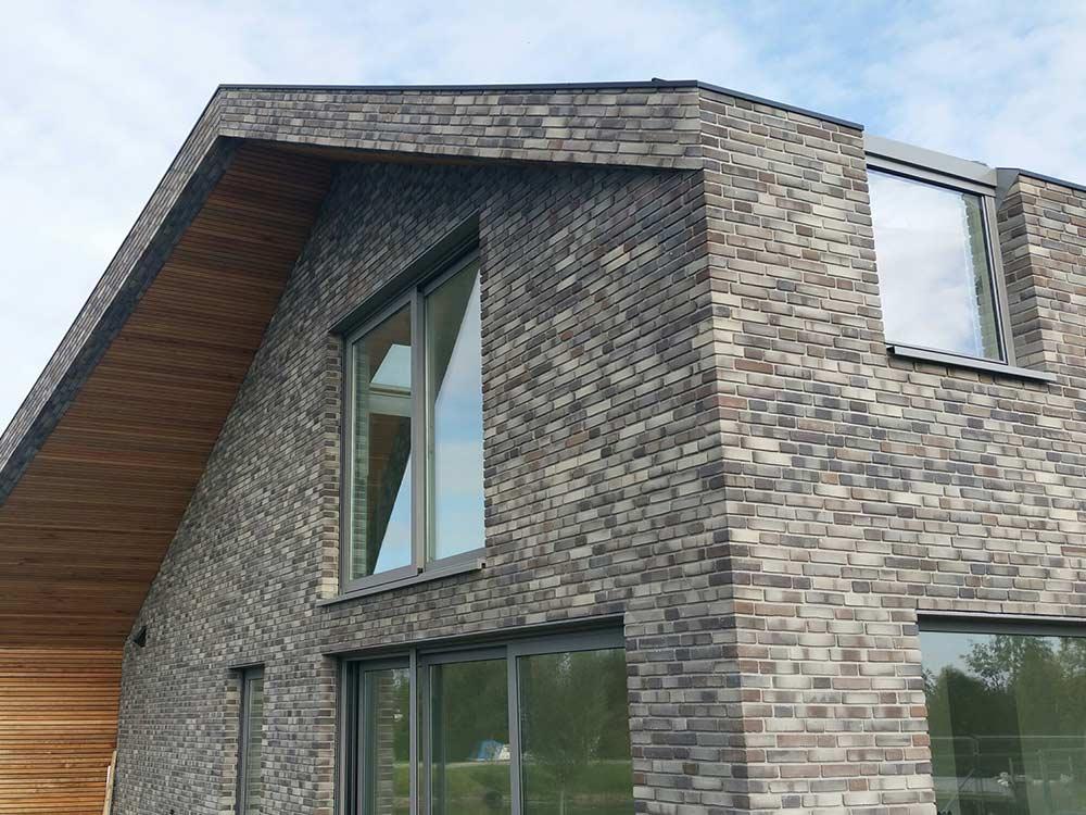 Koeleman Bouw Nieuwbouw Villa met gemetseld overstek De Regenboog Nieuwkoop