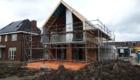 Koeleman Bouw Nieuwbouw woning met groot balkon Waterhoen Noorden