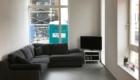Koeleman Bouw Verbouwingen voormalige kleedruimtes van sporthal naar appartement Thea Beckmanstraat Leiden